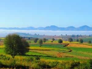 Van Kalaw naar Inle-Lake Myanmar