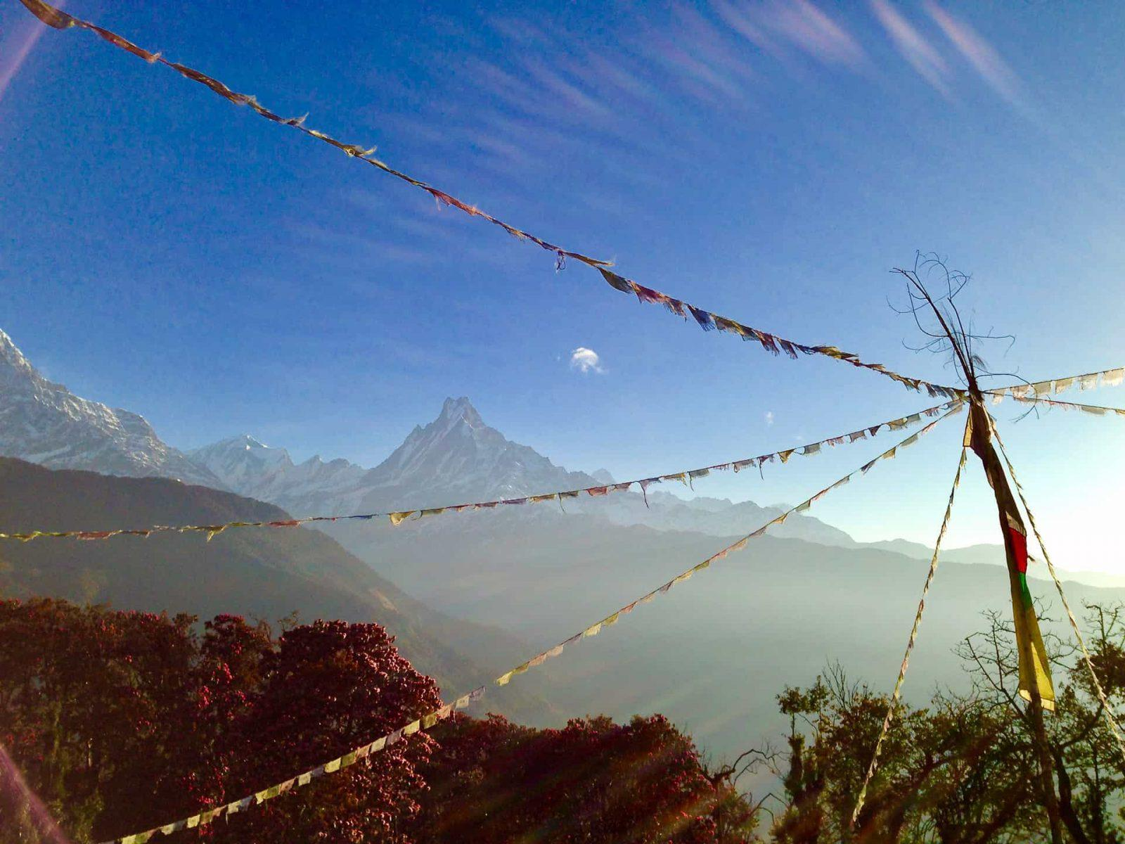 Boeddhisme, tempels, jungle en de Himalaya in prachtig Nepal