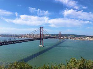 Lissabon en back home