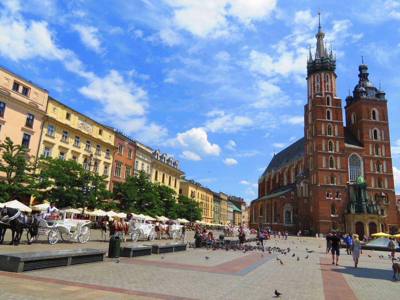 Polen rondreis Noordkaap