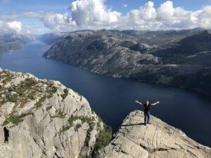 Noorwegen deel II rondreis Noordkaap